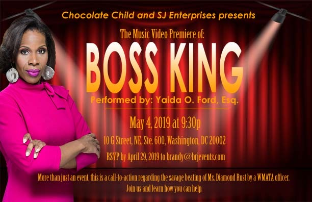 BOSS KING Music Video Release